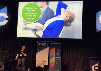 Converge Sydney 2018 - Pinpoint HRM Partner update by Adam Wright