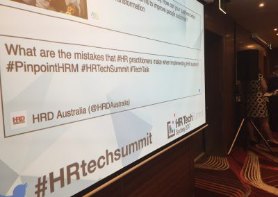HR Tech Summit Sydney 2017