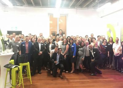 Pinpoint HRM Sydney Thank You Party 2017